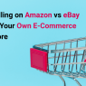 Selling on Amazon vs eBay vs Your Own E-Commerce Store